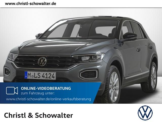Volkswagen T-Roc UNITED 1.5 TSI OPF DSG LED Navi PDC Klima, Jahr 2020, Benzin