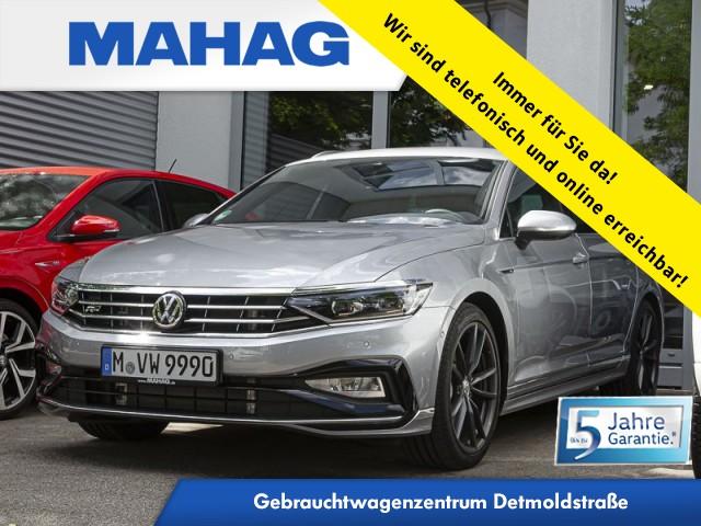volkswagen passat variant 2.0 tdi 4mot. r line elegance leder navi led standhz. dynaudio dsg, jahr 2020, diesel