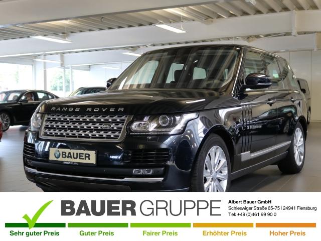 Land Rover Range Rover Vogue 4.4 SDV8 Leder Navi StandHZG Keyless AD Kurvenlicht e-Sitze HUD, Jahr 2016, Diesel