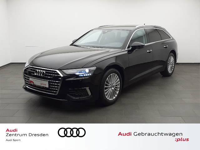 Audi A6 Avant 3.0 TDI quattro LED-SW /Leder Valcona, Jahr 2018, Diesel