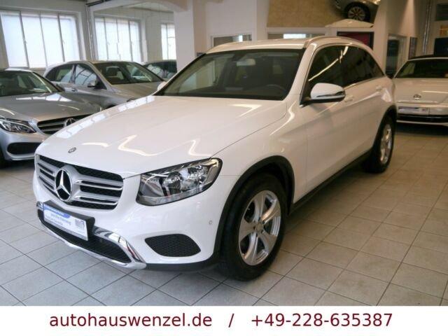 Mercedes-Benz GLC 220 d 4Matic EXCLUSIVE NAV STANDHEIZUNG AHK, Jahr 2016, diesel