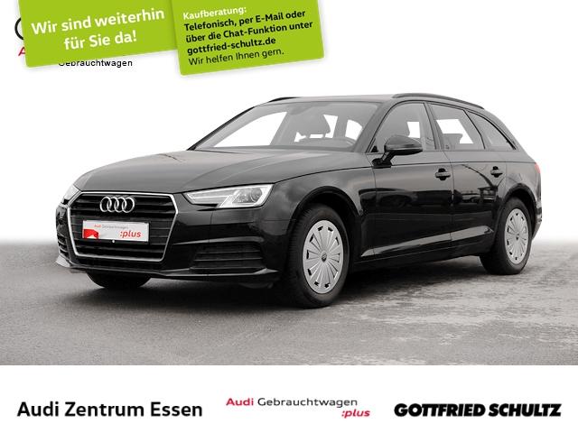Audi A4 Avant basis NAV SHZ XENON PDC FSE MUF, Jahr 2018, Benzin