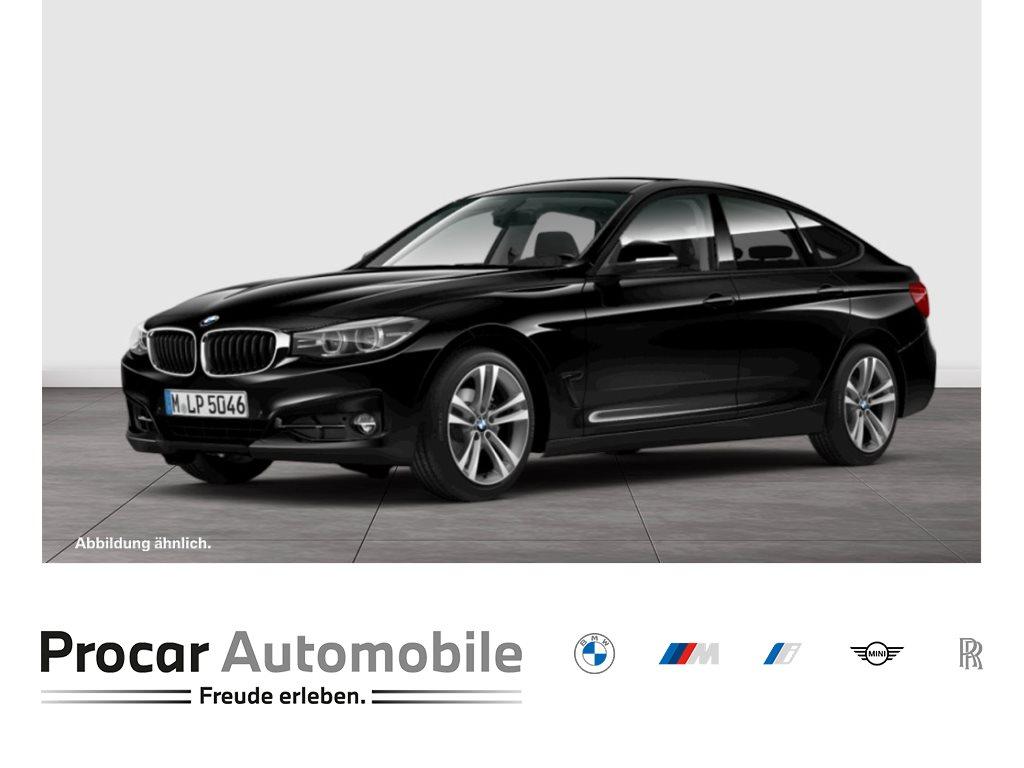 BMW 320d Gran Turismo Head-Up LED Adapt. Fahrwerk, Jahr 2018, Diesel