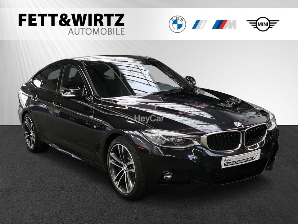 BMW 325 Gran Turismo GT M Sport NaviProf. Pano Kamera, Jahr 2018, Diesel