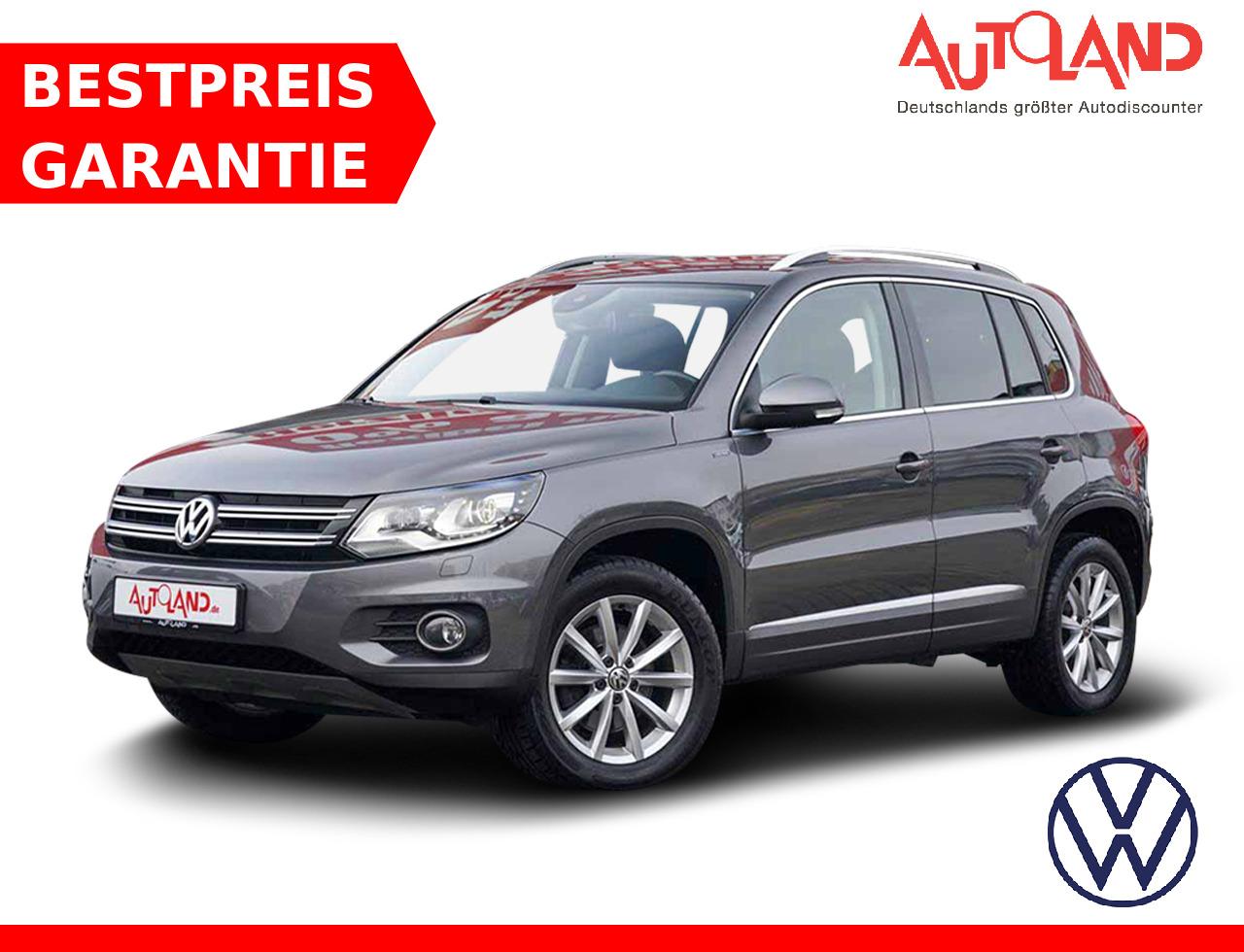 Volkswagen Tiguan, Jahr 2015, Diesel