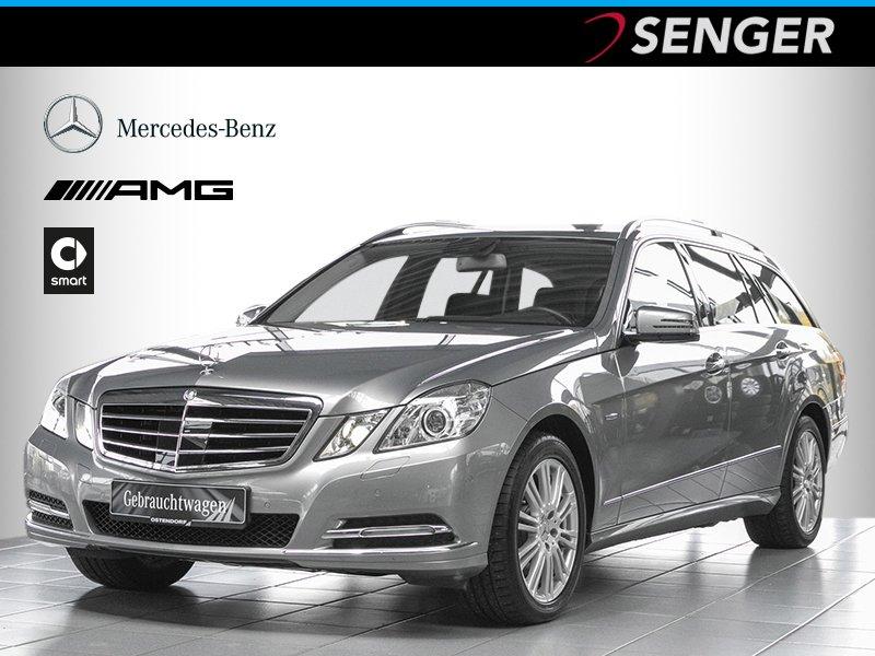 Mercedes-Benz E 300 T 4M *Elegance*Xenon*Comand*AHK*Distronic*, Jahr 2012, petrol