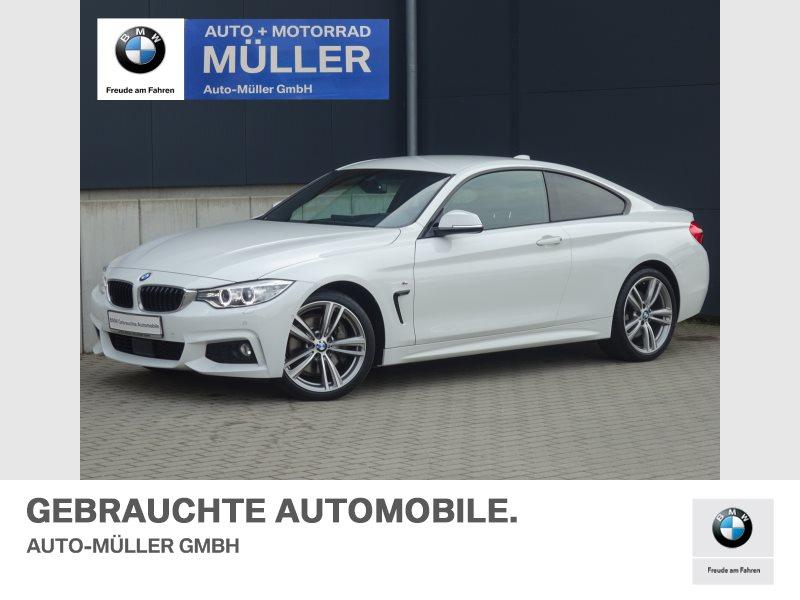BMW 435d xDrive Coupé Aut. M Sportpaket Head-Up HiFi, Jahr 2014, Diesel