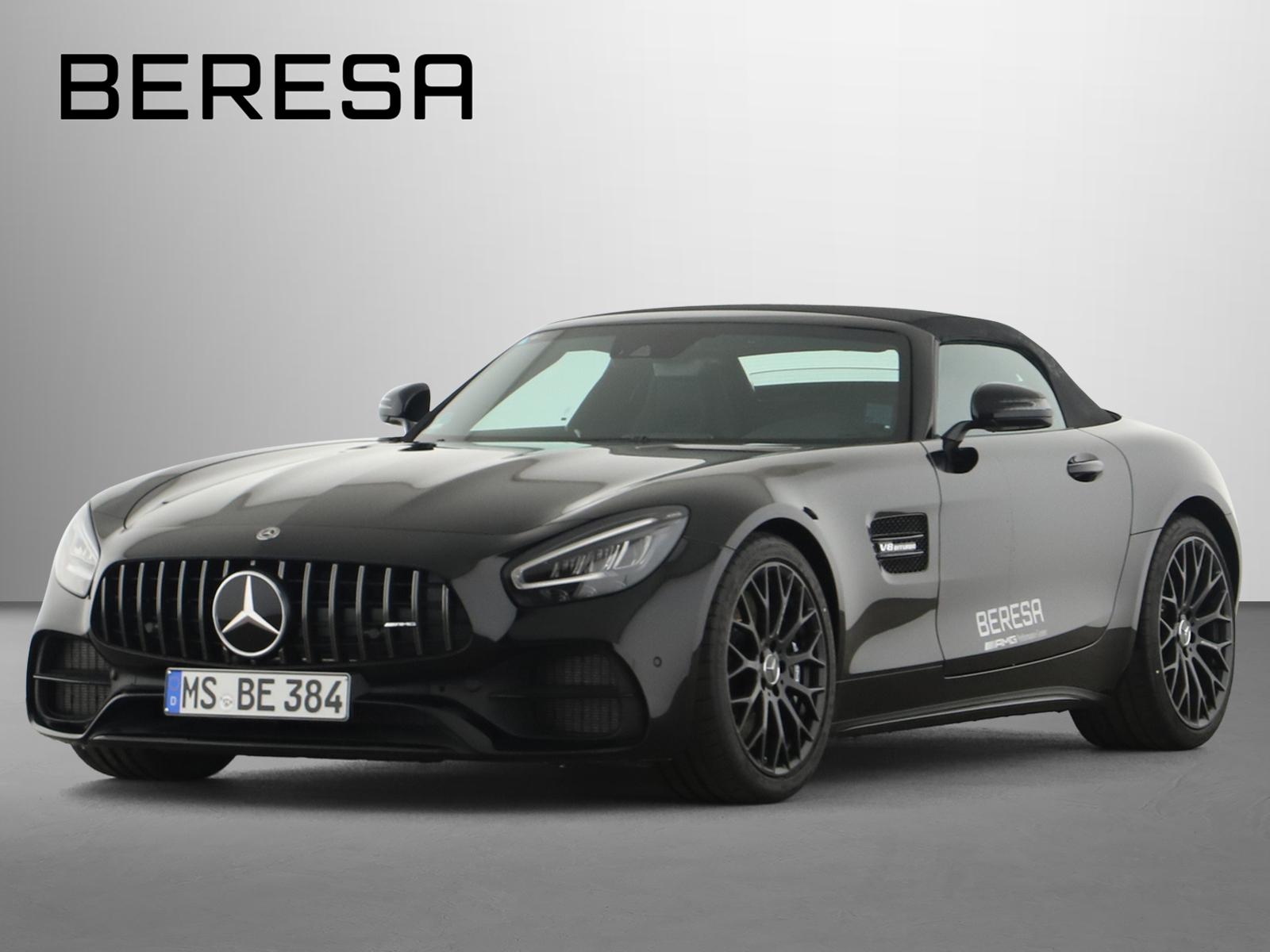 Mercedes-Benz AMG GT Roadster Sitzklima Designo Perf. Sitze, Jahr 2021, Benzin