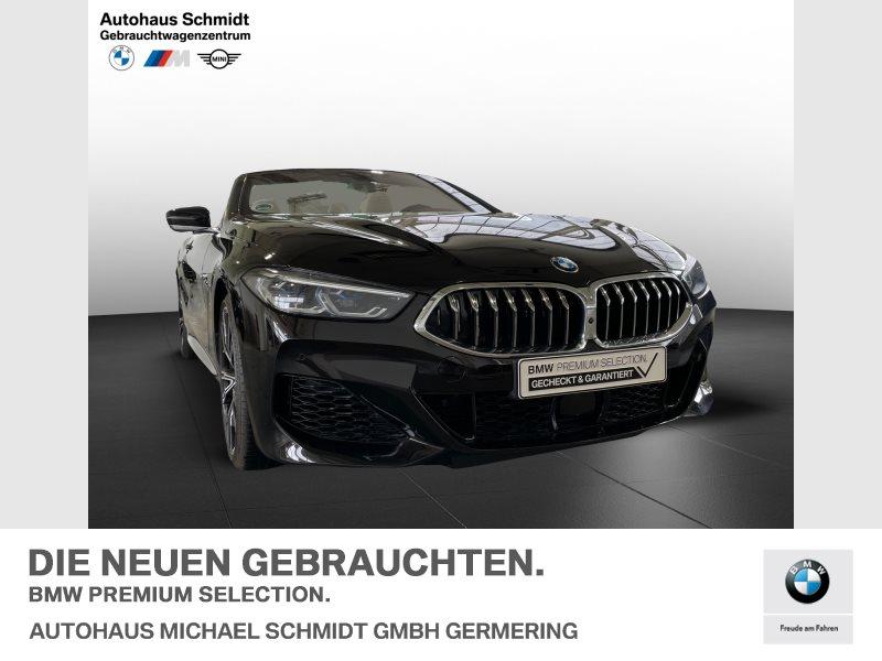BMW 840 M Sportpaket*INDIVIDUAL*TV*360 Kamera* DAB, Jahr 2020, Benzin