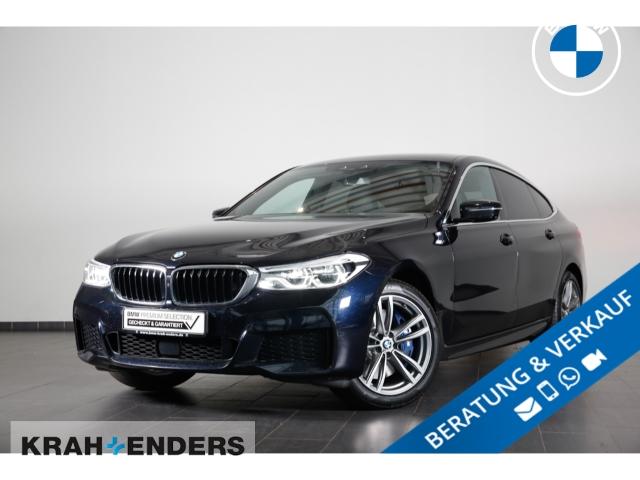 BMW 640 Gran Turismo d xDrive M Sport+StandHZG+ACC+LED+HUD+SD, Jahr 2018, Diesel