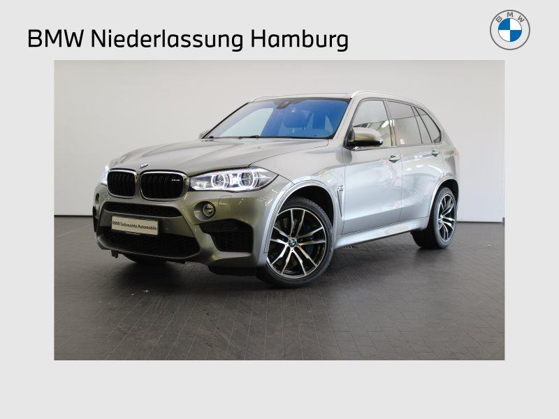 BMW X5 M M Drivers P. Head-Up HK HiFi DAB LED RTTI, Jahr 2016, Benzin