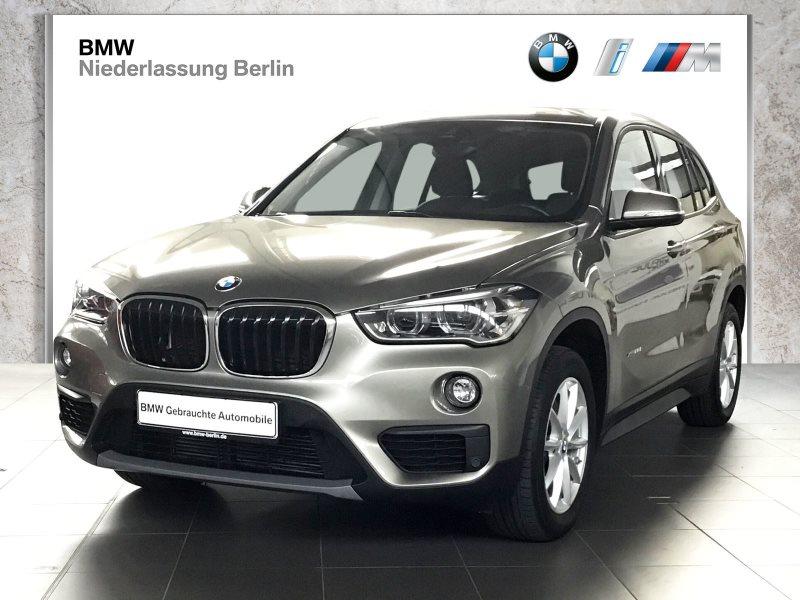BMW X1 xDrive20i EU6 Aut. LED Navi Sportsitze, Jahr 2017, Benzin