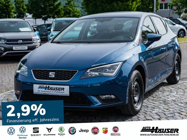 Seat Leon Style 1.2 TSI S+S LED NAVI SITZHZG. PDC Klima, Jahr 2014, Benzin
