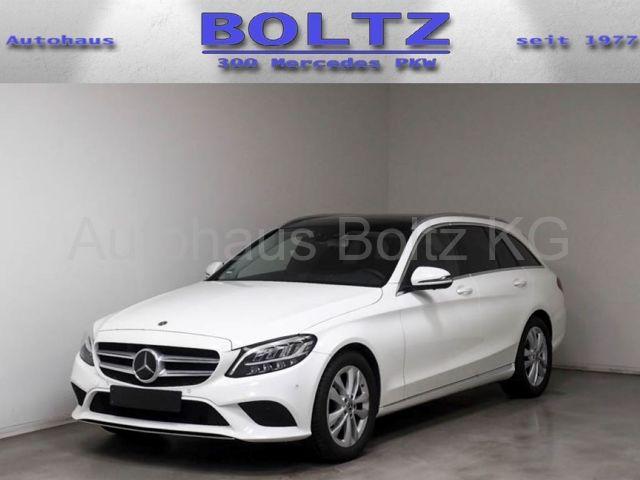 Mercedes-Benz C 160 T ENp 53500 Avantgarde Comand Pano 360 Kam, Jahr 2019, Benzin