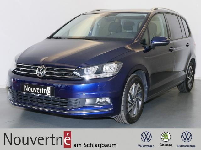 Volkswagen Touran 1.6 TDI Sound + DSG + Navi +, Jahr 2017, Diesel