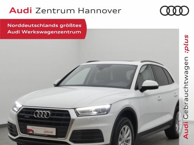 Audi Q5 2.0 TDI qu. Pano, AHK, Xenon, Navi, Kamera, Jahr 2018, Diesel