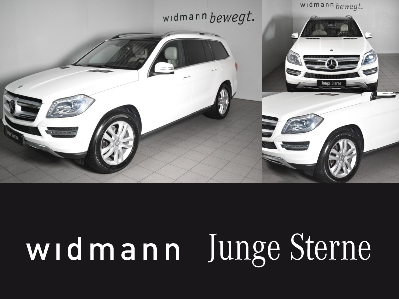 Mercedes-Benz GL 350 BT 4M Harman*Sitzklima*Fond-tv*Comand, Jahr 2014, diesel