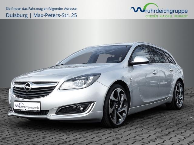 Opel Insignia ST OPC-LINE 2.0 CDTI NAVI+20''+EURO6+BT+USB+, Jahr 2015, Diesel