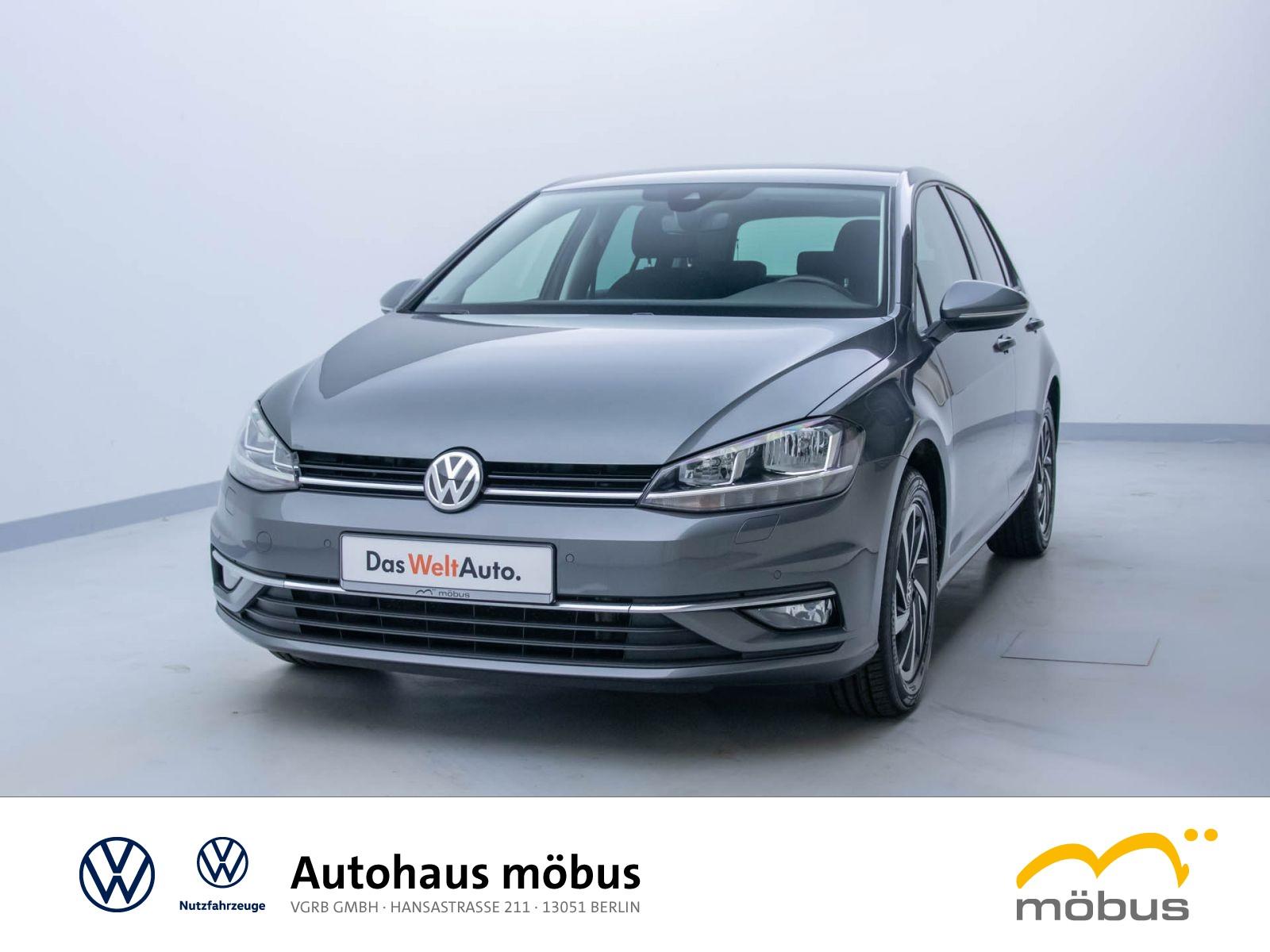 Volkswagen Golf VII 1.5 TSI*SOUND*NAVI*DAB*APP*RFK*ACC*NSW*, Jahr 2018, Benzin