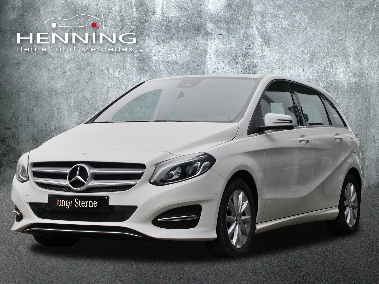 Mercedes-Benz B 180 Style LED Navi Klima Sitzheizung Tempomat, Jahr 2017, Benzin