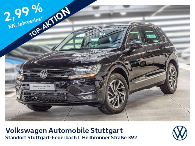 Volkswagen Tiguan 1.4 TSI Sound Navi AHK Tempomat, Jahr 2017, Benzin