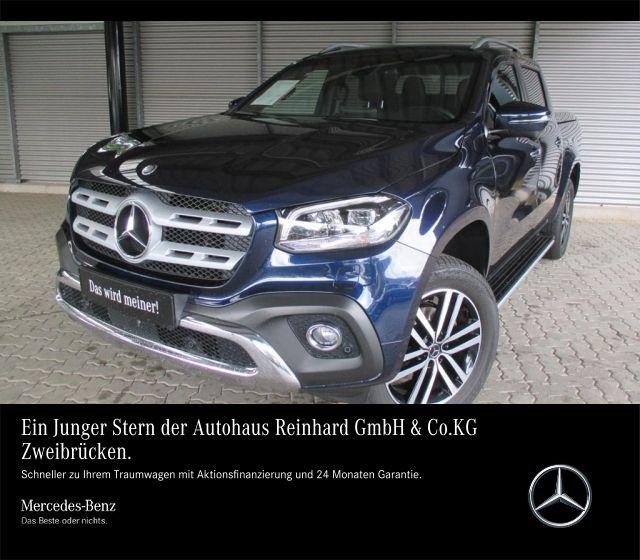 Mercedes-Benz X 250 d 4M Edition Power AHK+360+Leder+Top+++, Jahr 2017, Diesel