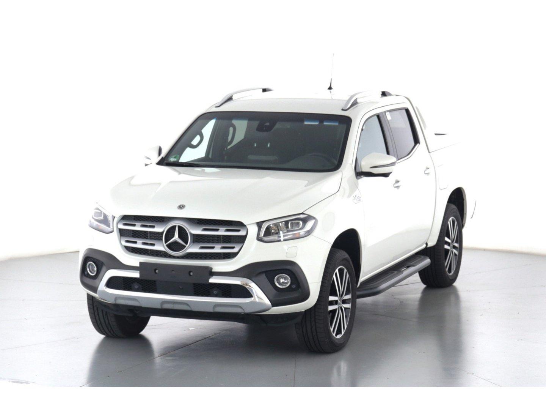 Mercedes-Benz X 350 d 4M POWER EDITION AHK*LED*COMAND*PTS*360°, Jahr 2020, Diesel