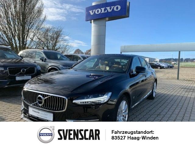 Volvo S90 D4 Inscription HUD NAVI LED STANDHZ B&W EU6 StandHZG Keyless Kurvenlicht e-Sitze, Jahr 2016, Diesel