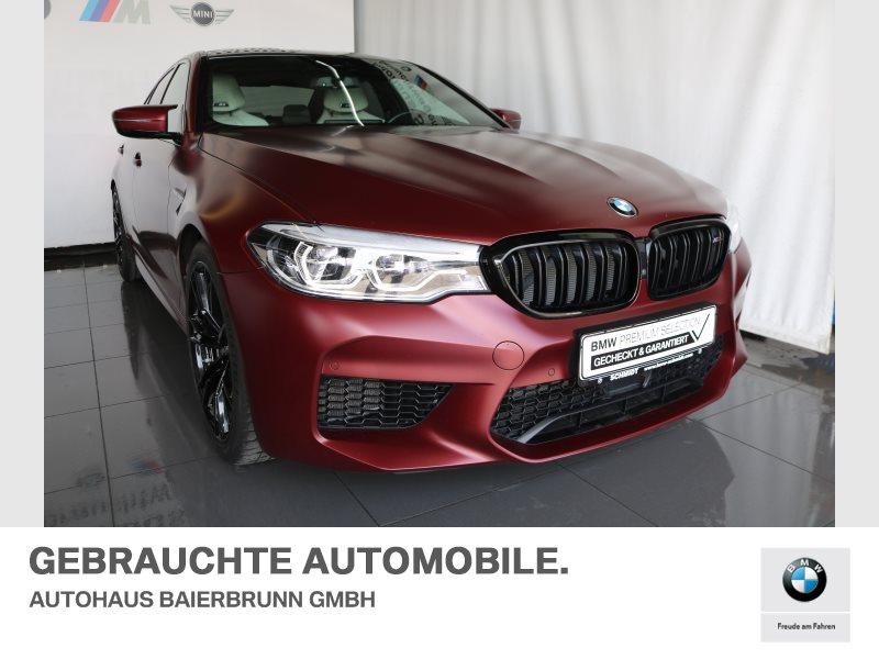 BMW M5 Limousine FIRST EDITION M Drivers Keramik INDIVIDUAL, Jahr 2018, Benzin