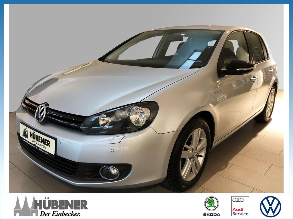 Volkswagen Golf VI, Jahr 2012, Benzin