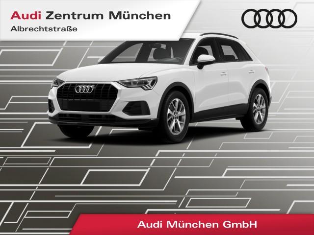 Audi Q3 35 TFSI S line Virtual LED Navi Teilleder el.Heckklappe PDC+ S tronic, Jahr 2021, Benzin