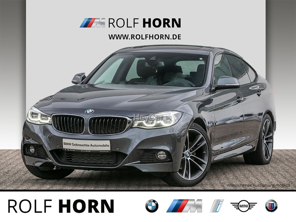 BMW 320 Gran Turismo GT xDrive M Sportpaket LED EURO 6, Jahr 2017, Diesel