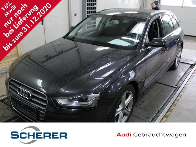 Audi A4 Avant 2.0 TDI Ambition NAVI XENON SHZ, Jahr 2013, Diesel
