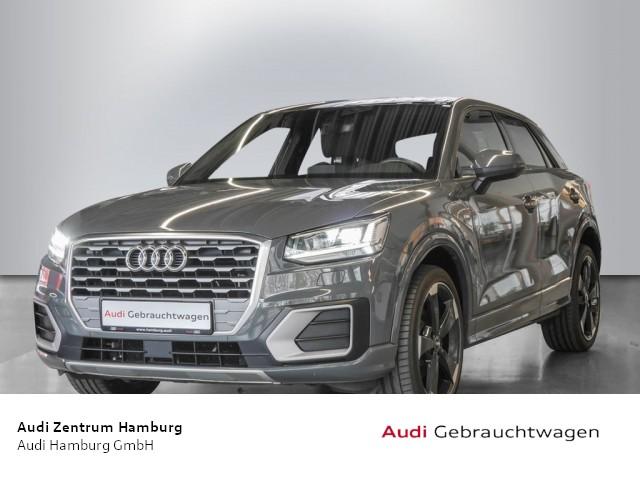 "Audi Q2 1,4 TFSI sport 6-Gang S LINE LED 19"", Jahr 2017, petrol"