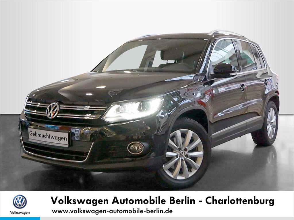 Volkswagen Tiguan 1.4 TSI Sport & Style BMT, Jahr 2014, Benzin