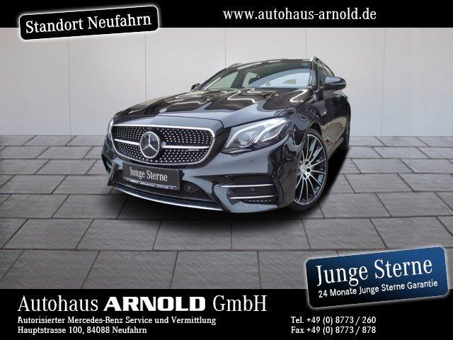 Mercedes-Benz E 53 T AMG 4M+ DISTRONIC Memory MULTIBEAM Comand, Jahr 2019, petrol