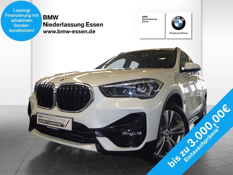 BMW X1 sDrive18d Sport Line, Jahr 2019, Diesel