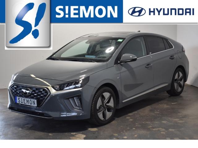 Hyundai IONIQ FL Hybrid Unfall PREMIUM Glasdach, Jahr 2021, Benzin