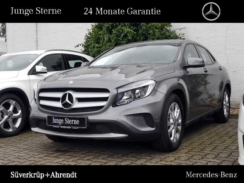 Mercedes-Benz GLA 200 CDI Klima AHK Parktronic Sitzheizung, Jahr 2015, diesel