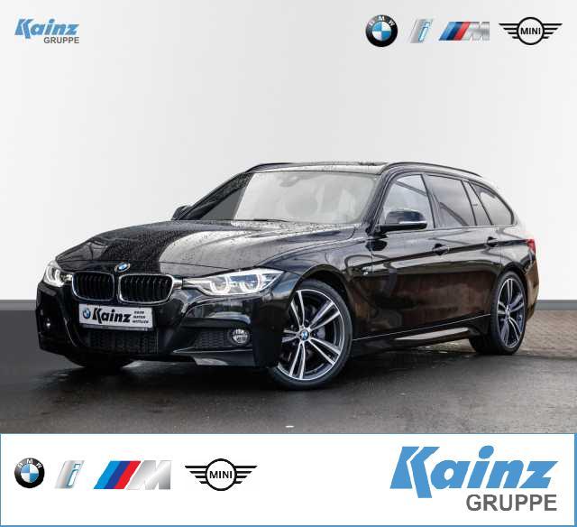 BMW 340i Touring Aut. Edition M Sport Shadow 19 Zoll/ Navi Prof./ Klima/ HUD/ Komfortzugang/ AHK/ adapt. LED/ HiFi, Jahr 2016, Benzin
