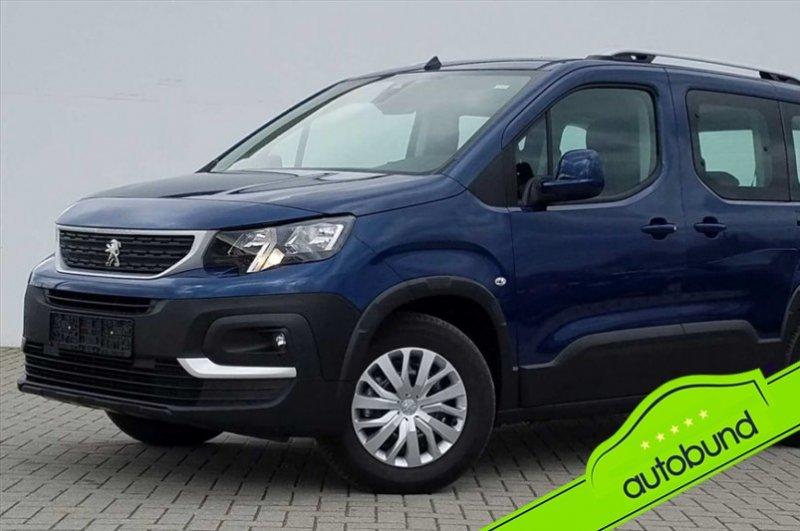 Peugeot Rifter 1,2 Pure Tech Active Klimaautomatik Navi, Jahr 2020, Benzin
