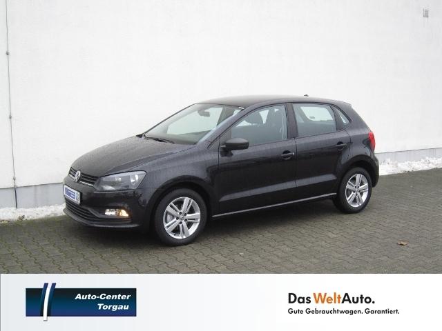 Volkswagen Polo 1.0 Trendline KLIMA ALU TEMPOMAT, Jahr 2014, Benzin