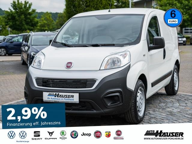 Fiat Fiorino Serie 1 SX 1.3 Multijet KASTEN KLIMA Euro6, Jahr 2019, Diesel
