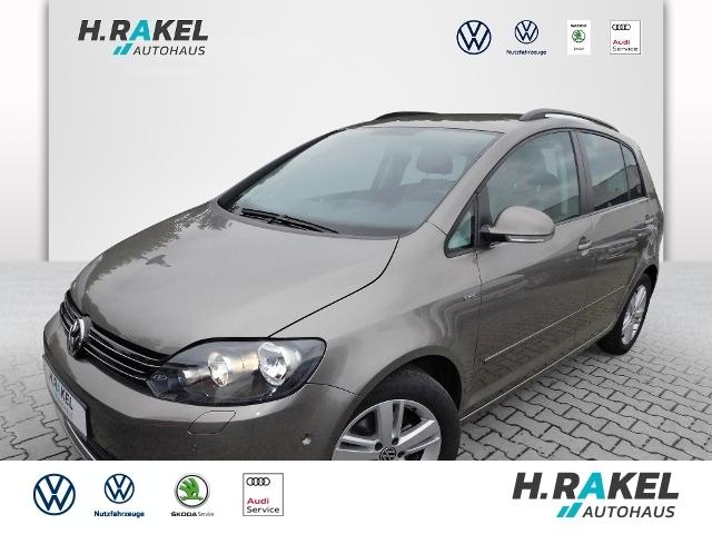 Volkswagen Golf Plus Life 1.6 TDI *AHK*PDC*KLIMA*NAV*, Jahr 2013, Diesel