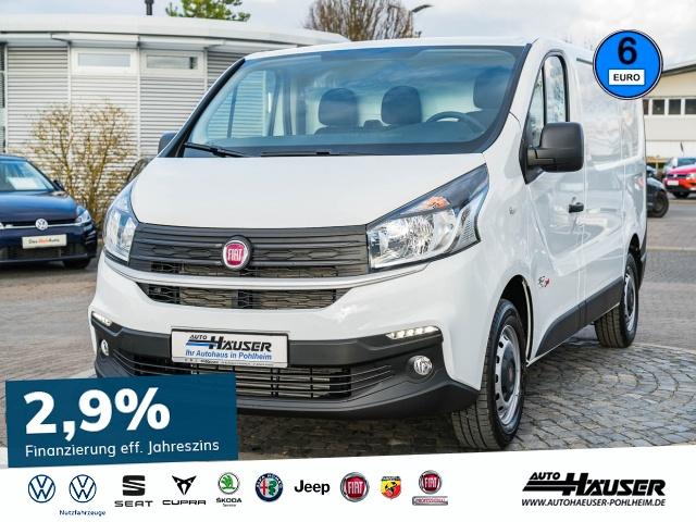 Fiat Talento Kasten 30 1.6 Multijet 120 Turbo L1H1 1.2T, Jahr 2019, Diesel