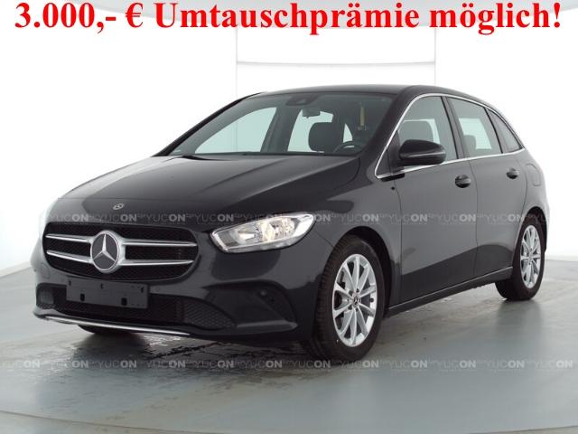 Mercedes-Benz B 180 Progressive+7G-DCT+Navigation Premium+Business-Paket, Jahr 2019, Benzin