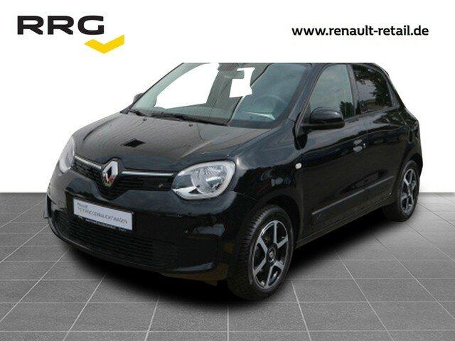 Renault TWINGO LIMITED Deluxe SCe 75 Klima, Tempomat, Bl, Jahr 2020, Benzin
