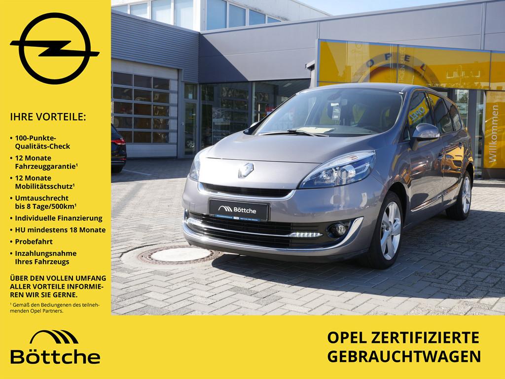 Renault Scenic 1.6 16V, Jahr 2013, Benzin