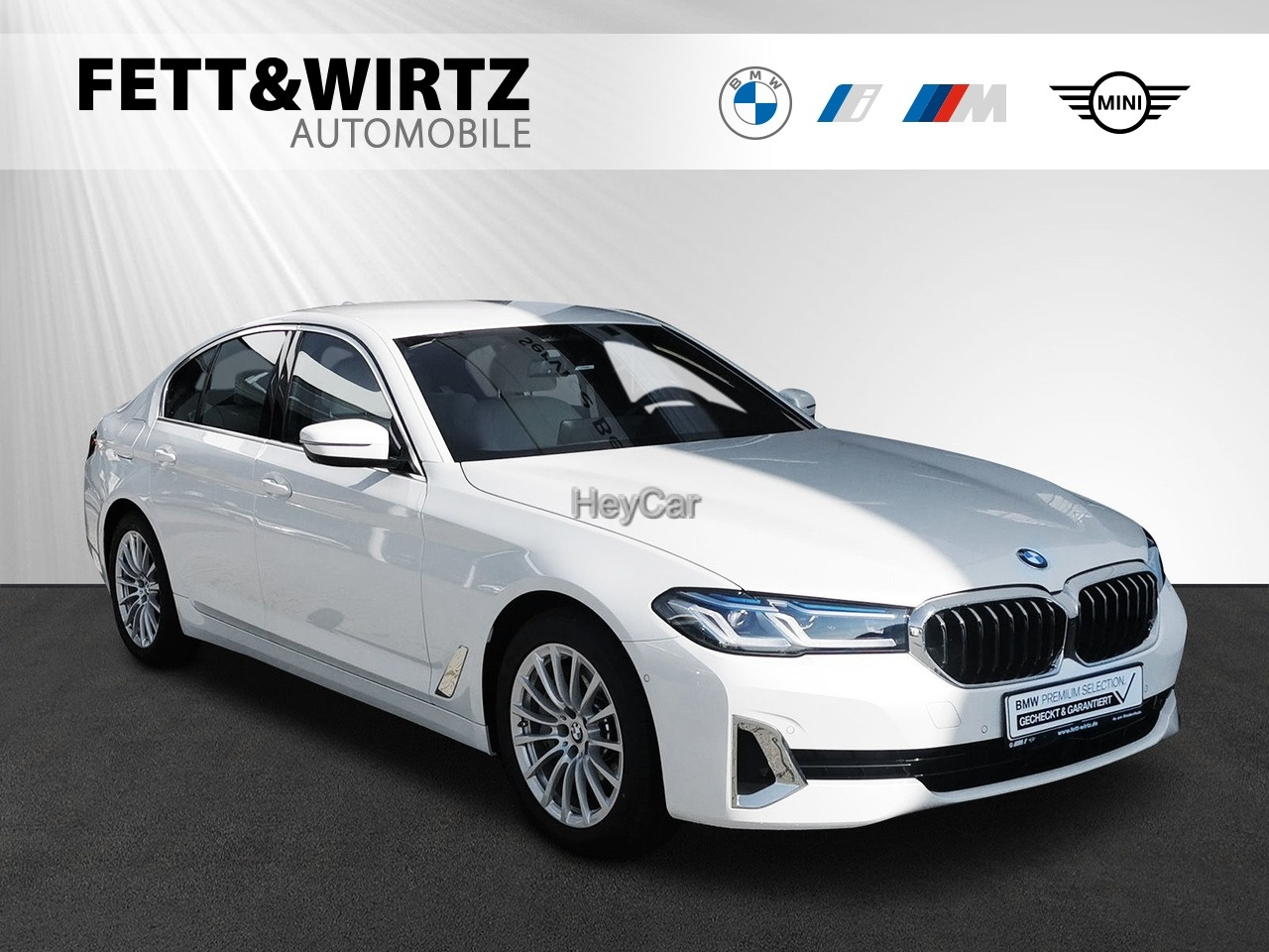 BMW 545e xDrive Luxury *abzgl. Umweltbonus 3.750,-*, Jahr 2020, Hybrid