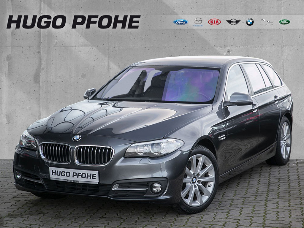 BMW 535d xDrive Touring Aut. / Navi / Standhzg., Jahr 2016, Diesel